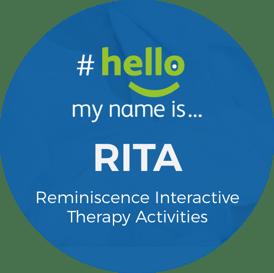 hello, my name is RITA